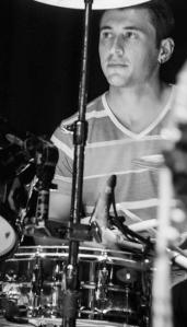 Mokoan's drummer Adrian Moleta